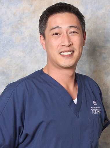 Meet Dr. Joe Wang, D.C.